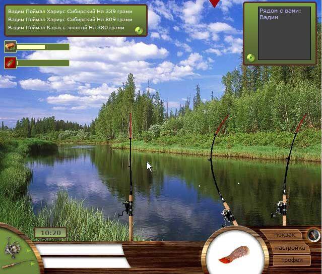 рыбалка игра на компьютер скачать торрент - фото 5